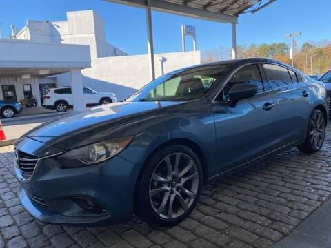 2014 Mazda MAZDA6 for sale at CU Carfinders in Norcross GA