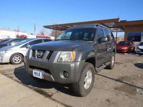 2008 Nissan Xterra for sale at Nile Auto Sales in Denver CO