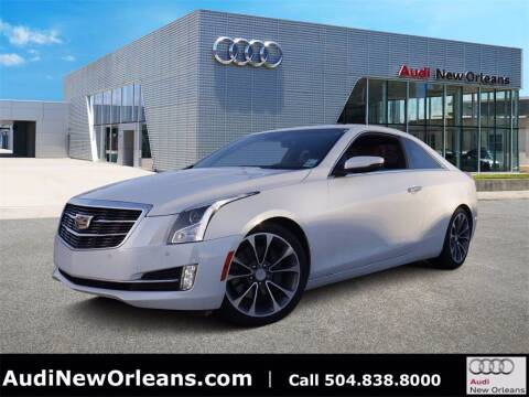 2015 Cadillac ATS for sale at Metairie Preowned Superstore in Metairie LA