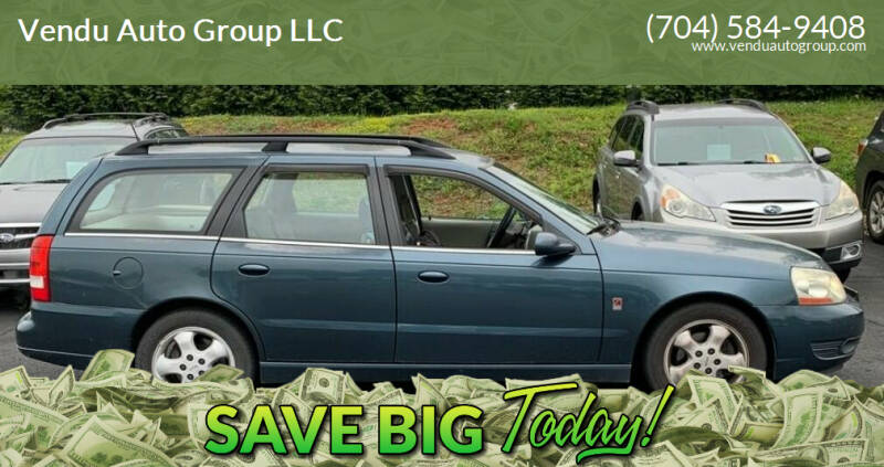 2003 Saturn L-Series for sale at Vendu Auto Group LLC in Charlotte NC