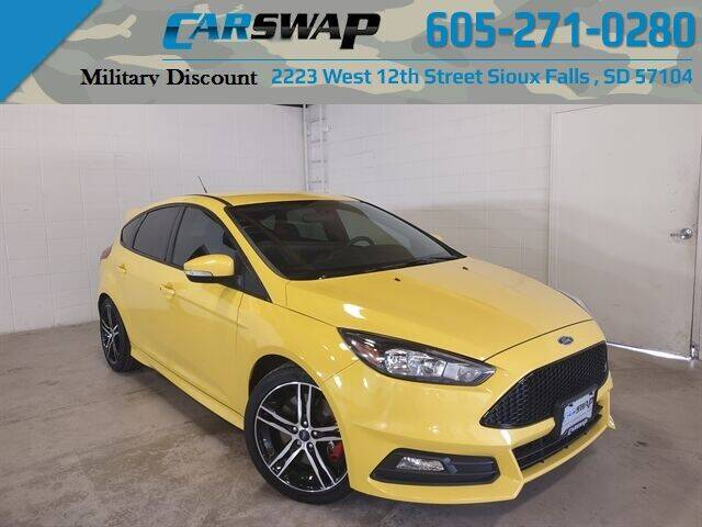 2018 Ford Focus for sale at CarSwap in Sioux Falls SD