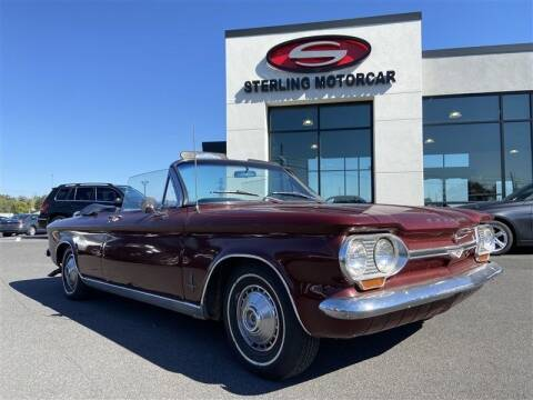 1964 Chevrolet Corvair for sale at Sterling Motorcar in Ephrata PA