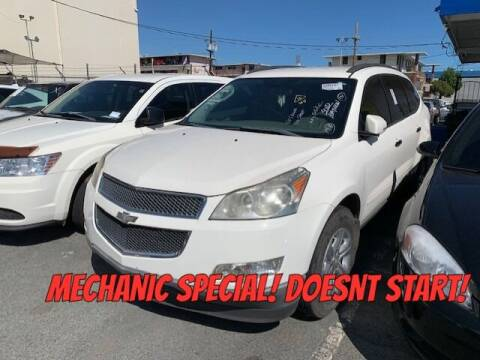 2010 Chevrolet Traverse for sale at Bayview Auto Sales in Waipahu HI