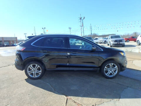 2018 Ford Edge for sale at BLACKWELL MOTORS INC in Farmington MO