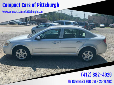2008 Chevrolet Cobalt for sale at Compact Cars of Pittsburgh in Pittsburgh PA