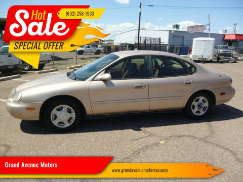 1996 Ford Taurus for sale at Grand Avenue Motors in Phoenix AZ