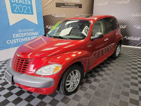 2001 Chrysler PT Cruiser for sale at X Drive Auto Sales Inc. in Dearborn Heights MI