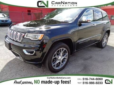 2020 Jeep Grand Cherokee for sale at CarNation AUTOBUYERS Inc. in Rockville Centre NY