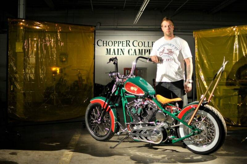 2010 Harley-Davidson Chopper for sale at Hooked On Classics in Watertown MN