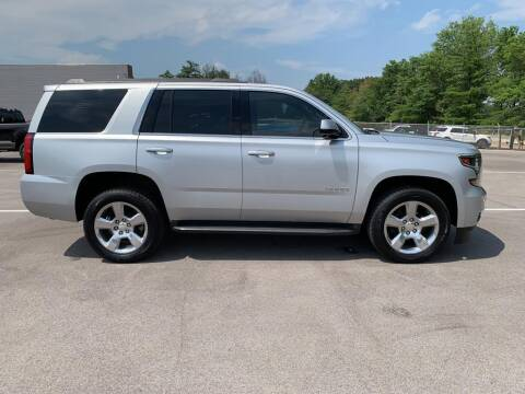 2015 Chevrolet Tahoe for sale at St. Louis Used Cars in Ellisville MO