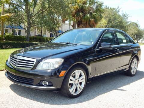 2010 Mercedes-Benz C-Class for sale at VE Auto Gallery LLC in Lake Park FL