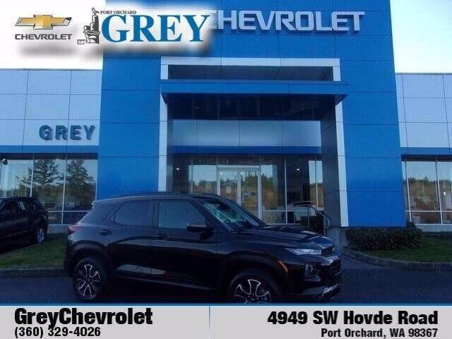 2021 Chevrolet TrailBlazer for sale at Grey Chevrolet, Inc. in Port Orchard WA