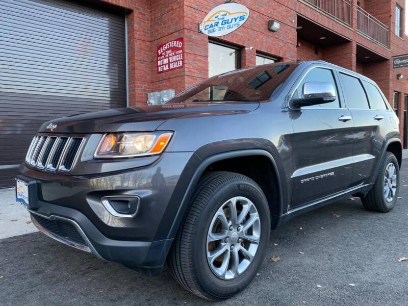 2015 Jeep Grand Cherokee for sale at The Car Guys in Staten Island NY