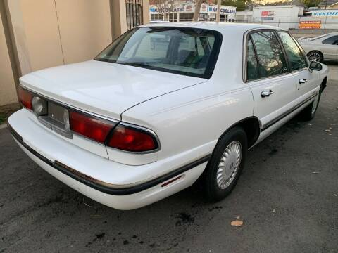 1997 Buick LeSabre for sale at Auto Land in Bloomington CA