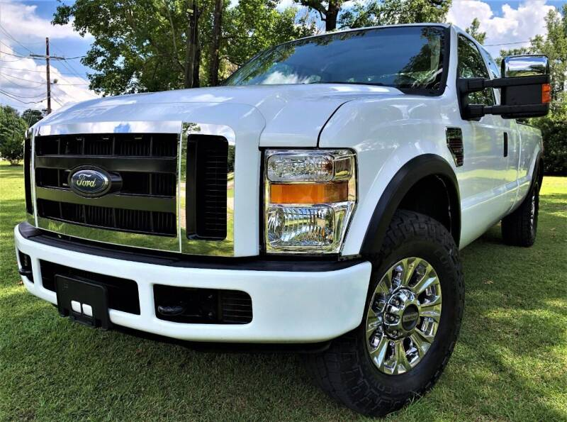 2008 Ford F-250 Super Duty for sale at Prime Autos in Pine Forest TX