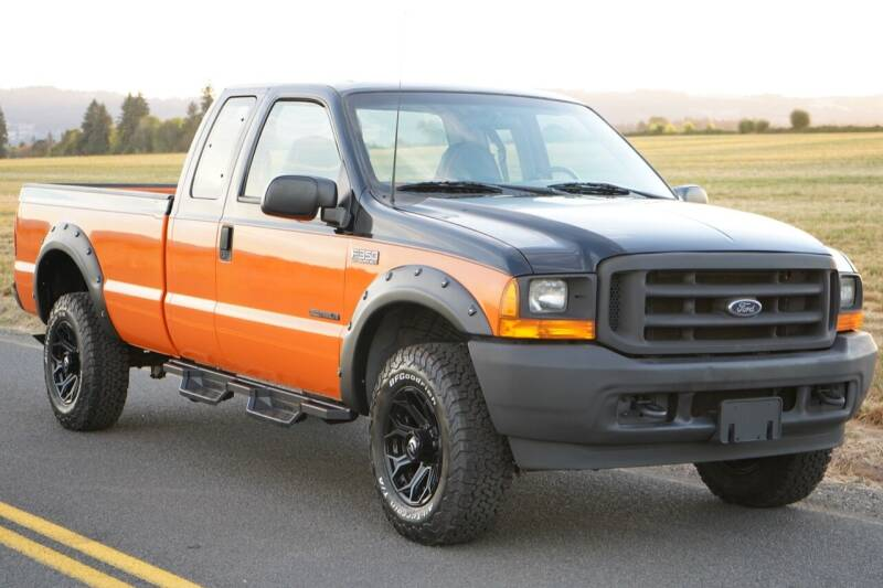 2001 Ford F-350 Super Duty for sale at Beaverton Auto Wholesale LLC in Hillsboro OR