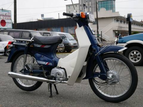 1991 Honda Supercub 90 for sale at JDM Car & Motorcycle LLC in Seattle WA