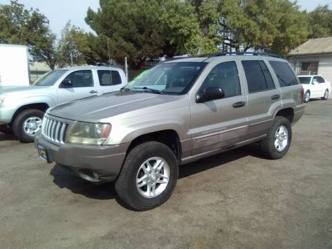 2004 Jeep Grand Cherokee for sale at Larry's Auto Sales Inc. in Fresno CA