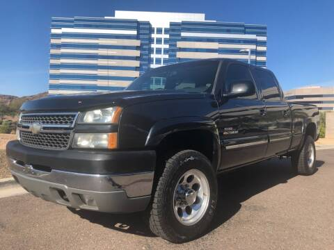 2005 Chevrolet Silverado 2500HD for sale at Day & Night Truck Sales in Tempe AZ