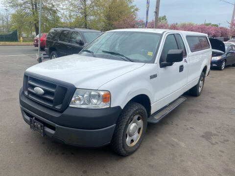2008 Ford F-150 for sale at Vuolo Auto Sales in North Haven CT