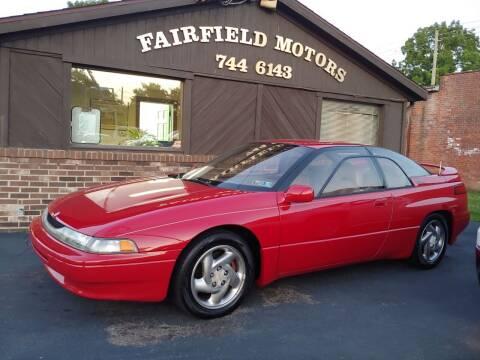 1994 Subaru SVX for sale at Fairfield Motors in Fort Wayne IN