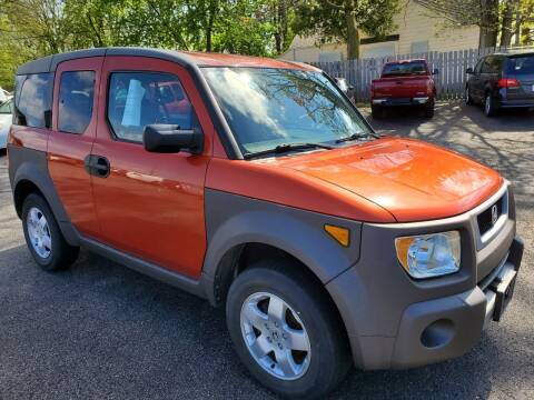 2003 Honda Element for sale at Prospect Auto Mart in Peoria IL