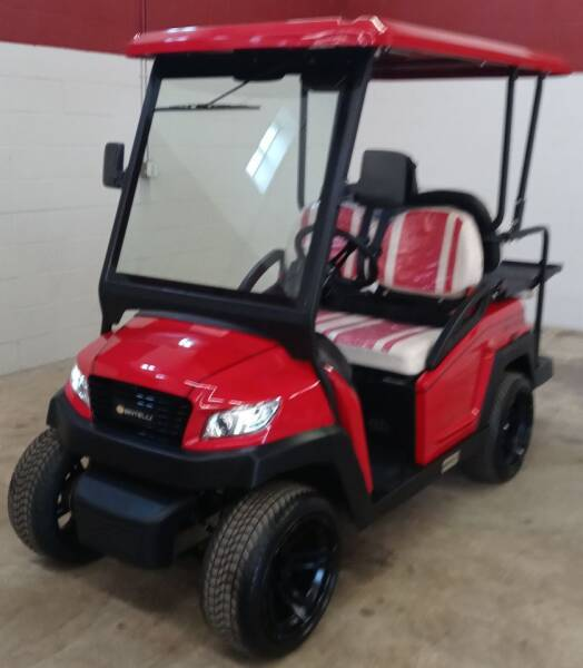 2021 Bintelli Beyond 2+2 for sale at Columbus Powersports - Golf Carts in Columbus OH