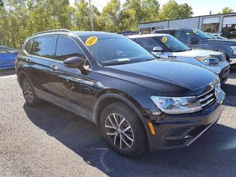 2019 Volkswagen Tiguan for sale at Chantz Scott Kia in Kingsport TN