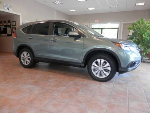 2012 Honda CR-V for sale at ABSOLUTE AUTO CENTER in Berlin CT