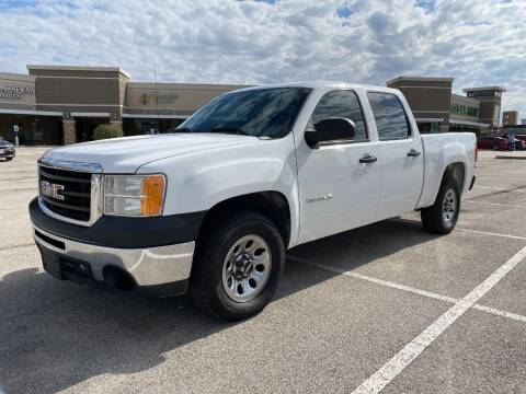 2012 GMC Sierra 1500 for sale at T.S. IMPORTS INC in Houston TX