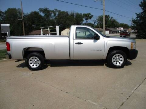2011 Chevrolet Silverado 1500 for sale at Pinnacle Investments LLC in Lees Summit MO