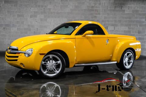 2003 Chevrolet SSR for sale at J-Rus Inc. in Macomb MI