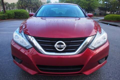 2016 Nissan Altima for sale at Gulf Financial Solutions Inc DBA GFS Autos in Panama City Beach FL