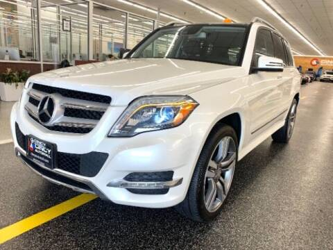 2015 Mercedes-Benz GLK for sale at Dixie Imports in Fairfield OH