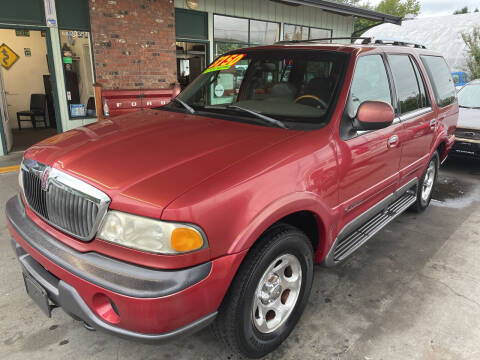 1998 Lincoln Navigator for sale at Low Auto Sales in Sedro Woolley WA