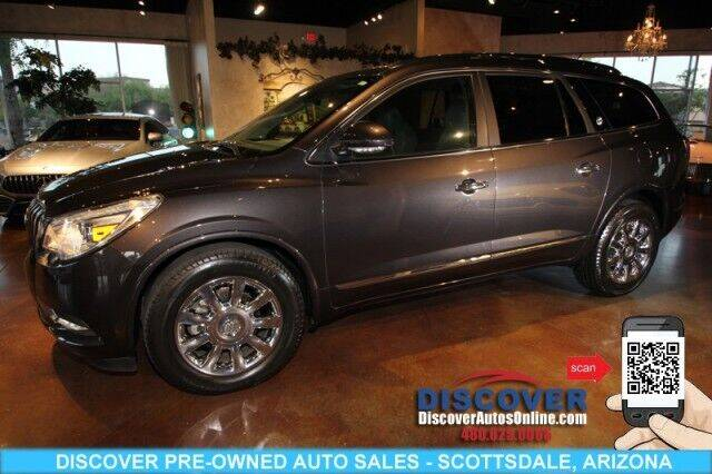 2014 Buick Enclave for sale at Discover Pre-Owned Auto Sales in Scottsdale AZ