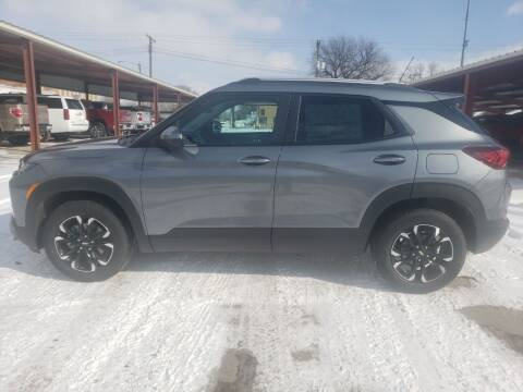 2021 Chevrolet TrailBlazer for sale at Faw Motor Co in Cambridge NE
