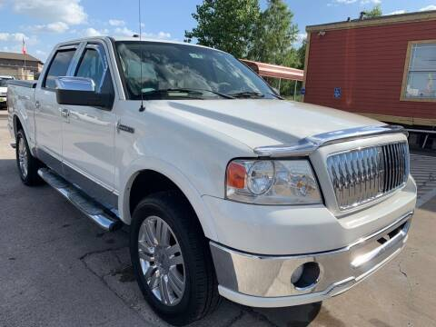 2006 Lincoln Mark LT for sale at JAVY AUTO SALES in Houston TX