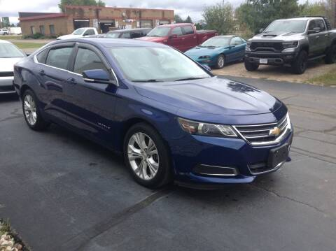 2014 Chevrolet Impala for sale at Bruns & Sons Auto in Plover WI
