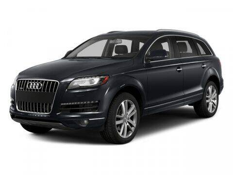 2015 Audi Q7 for sale at Griffin Buick GMC in Monroe NC