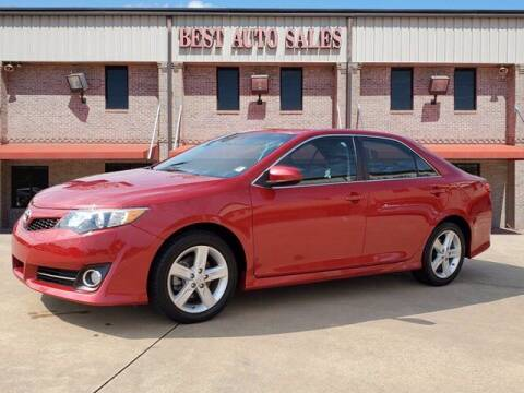 2014 Toyota Camry for sale at Best Auto Sales LLC in Auburn AL