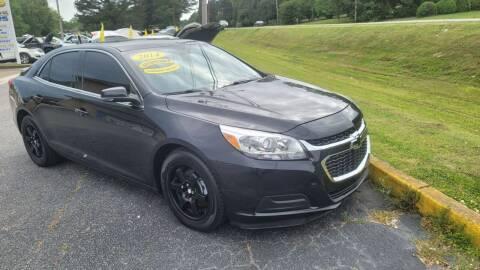 2014 Chevrolet Malibu for sale at CarsPlus in Scottsboro AL