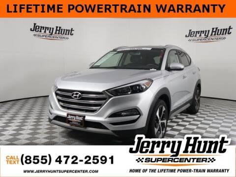 2018 Hyundai Tucson for sale at Jerry Hunt Supercenter in Lexington NC