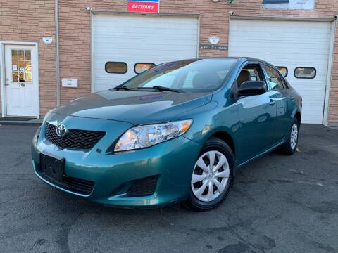 2010 Toyota Corolla for sale at West Haven Auto Sales in West Haven CT