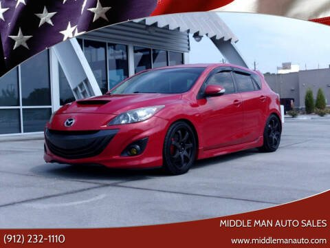 2010 Mazda MAZDASPEED3 for sale at Middle Man Auto Sales in Savannah GA