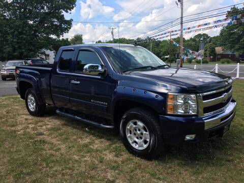 2011 Chevrolet Silverado 1500 for sale at Manny's Auto Sales in Winslow NJ