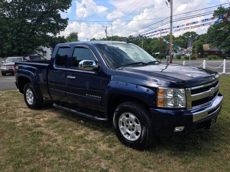2011 Chevrolet Silverado 1500 for sale at Manny's Auto Sales in Winslow NJ