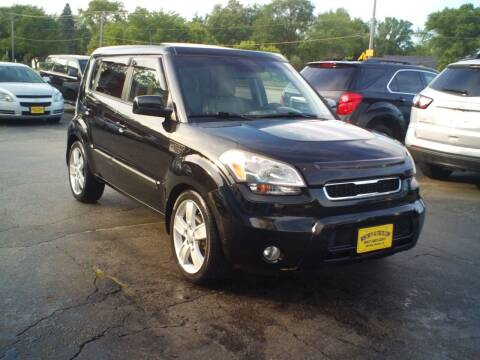 2011 Kia Soul for sale at BestBuyAutoLtd in Spring Grove IL