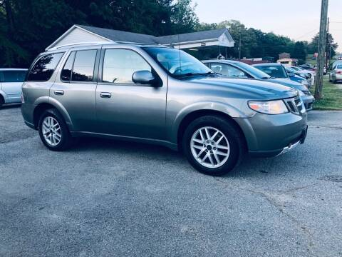 2006 Saab 9-7X for sale at ATLANTA AUTO WAY in Duluth GA