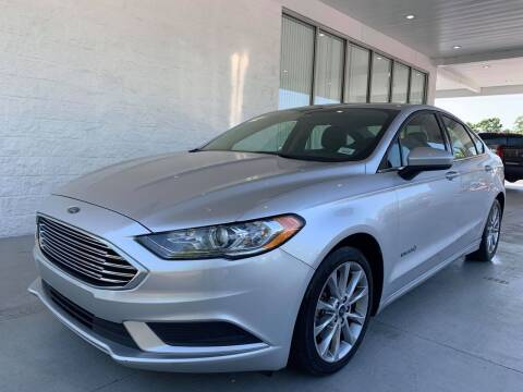 2017 Ford Fusion Hybrid for sale at Powerhouse Automotive in Tampa FL